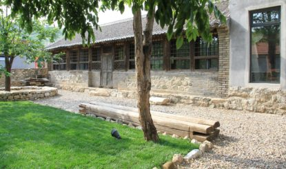 El tándem Taeubert-Min revitaliza la vivienda rural china con su Studio Cottage