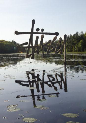 ¡Ponga un letrero en su vida! (o las esculturas conceptuales de Wheatley y Dean)
