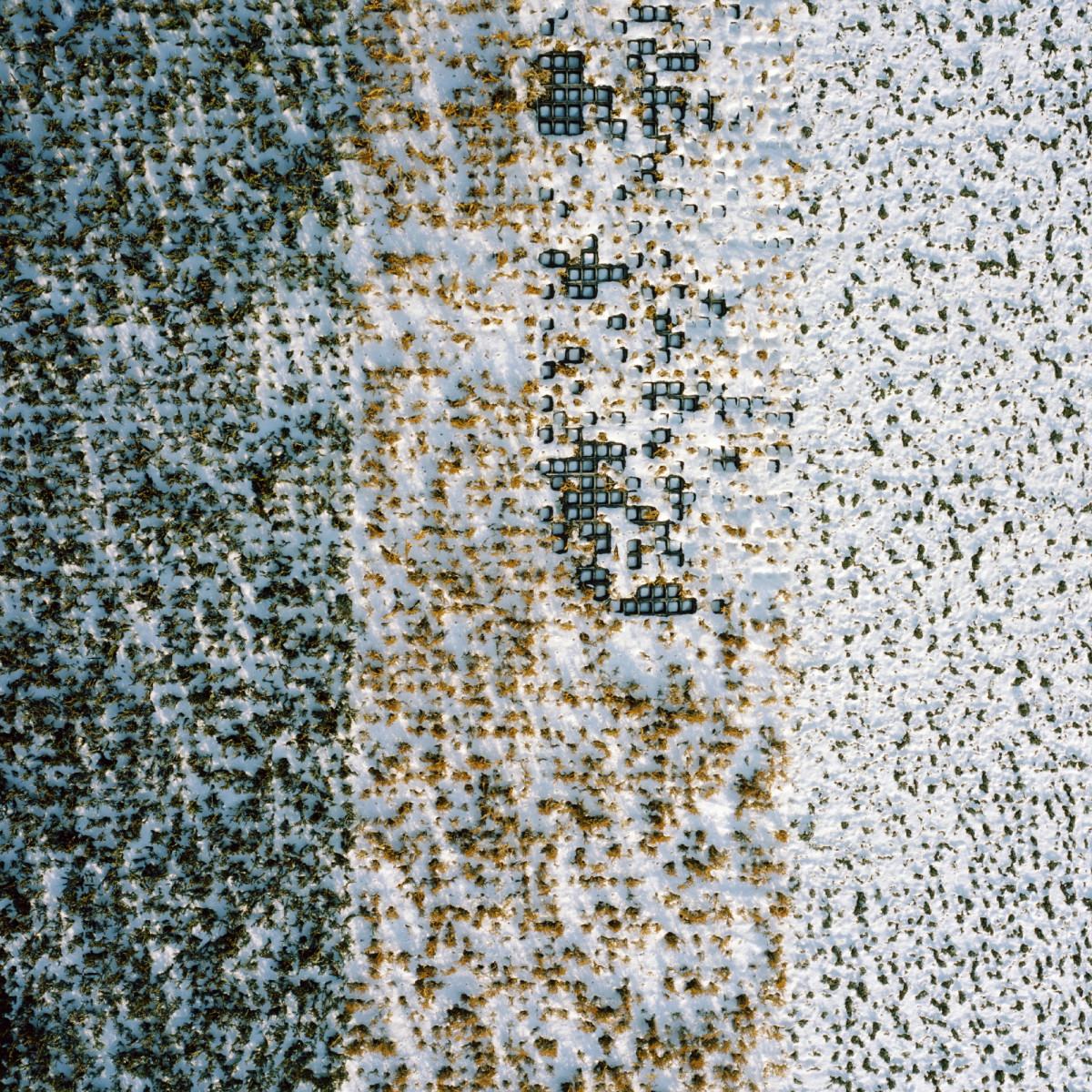 fotografia aerea de Gerco Ruijter