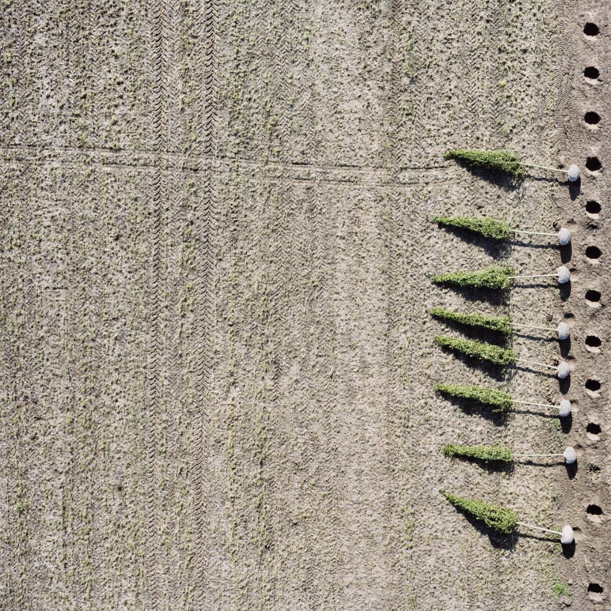 fotografia aerea de Gerco Ruijte