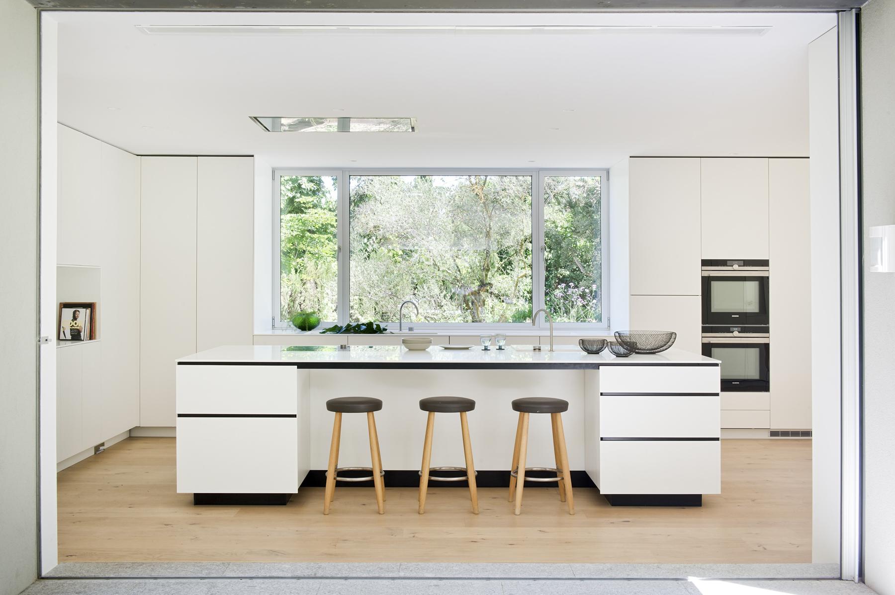 Proyecto de reforma estudio ÁBATON arquitectura. Casa L Cocina