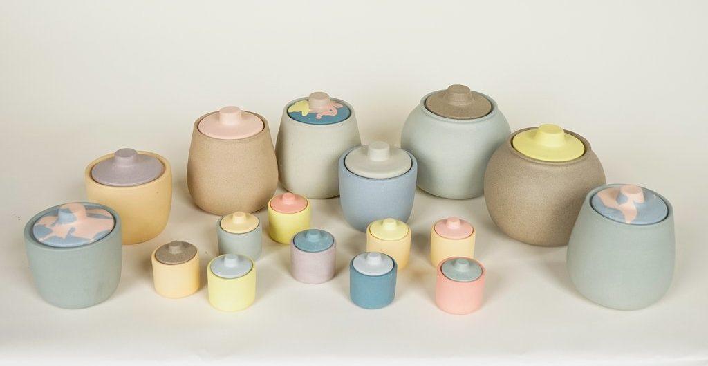 cerámica de helen levi