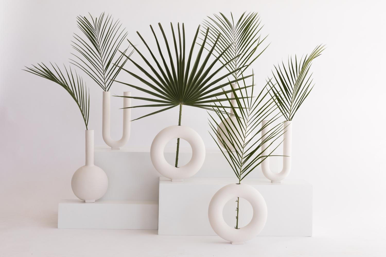 colección de jarrones 1000 diseñados por valeria vasi