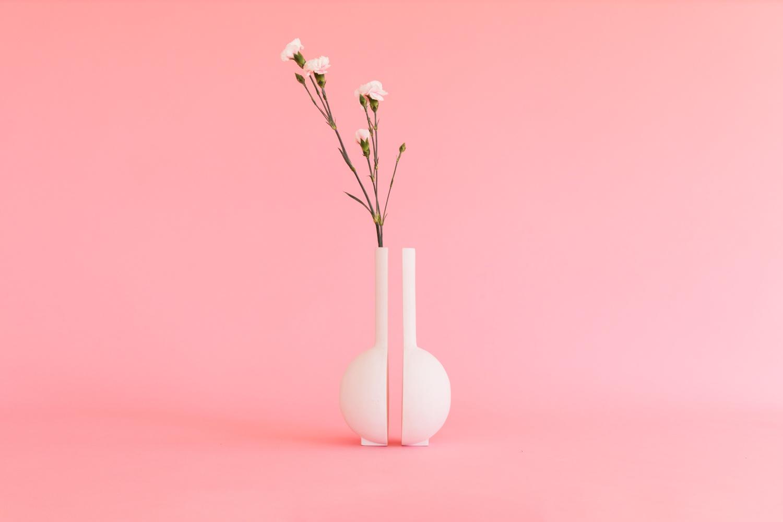 duo vase mat diseñado por valeria vasi