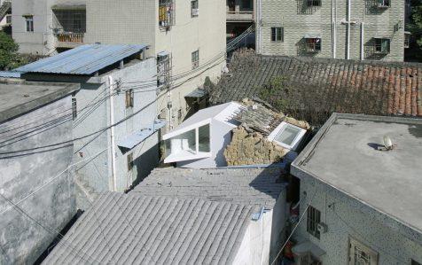 Plugin Houses: la peculiar solución de PAO para rehabilitar casas deterioradas