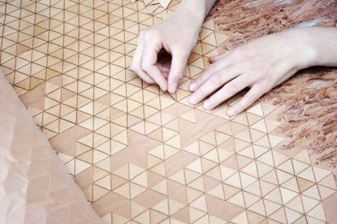 ¿Tejidos de madera? Elisa Strozyk tiene las claves de este nuevo material