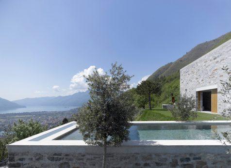 La Casa Brione restablece la armonía en la periferia de Locarno