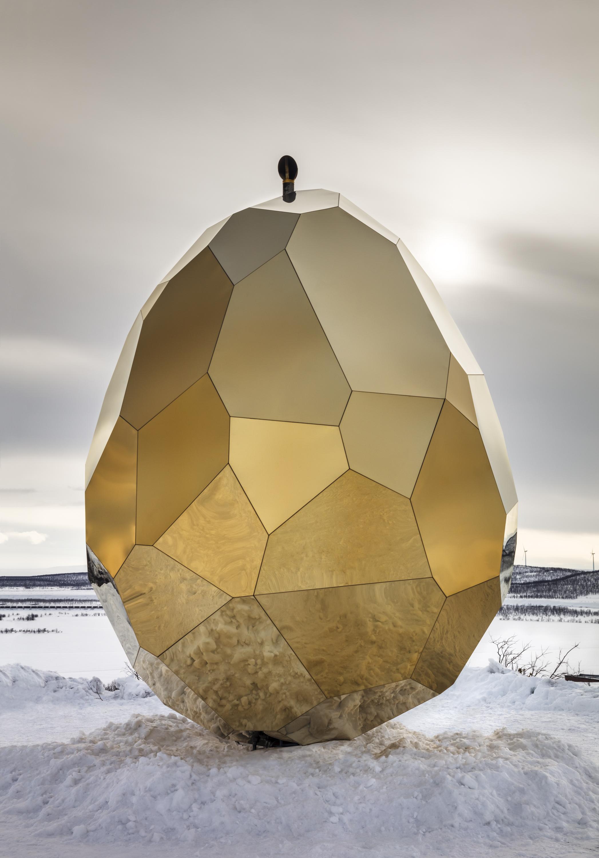 sauna solar egg toda una institución en los países nórdicos