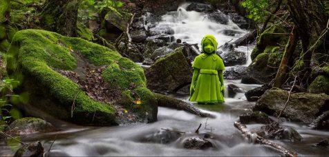 Los enigmáticos «niños del musgo» del finlandés Kim Simonsson