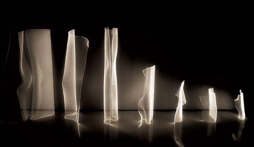 Colección Gweilo de luminarias creadas por Partisans