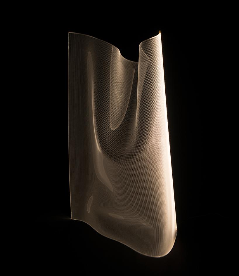 lámpada diseñada por Alexander Josephson de la colección gweilo