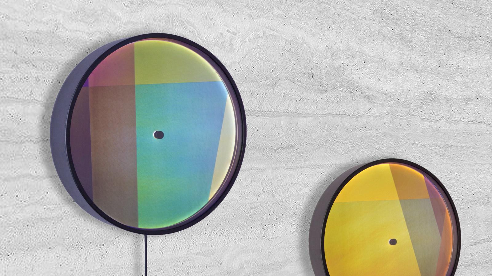 lamparas de la serie colors of the day
