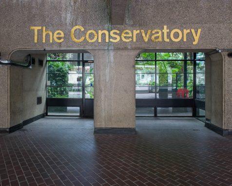 The Barbican Conservatory: el jardín tropical secreto de Londres