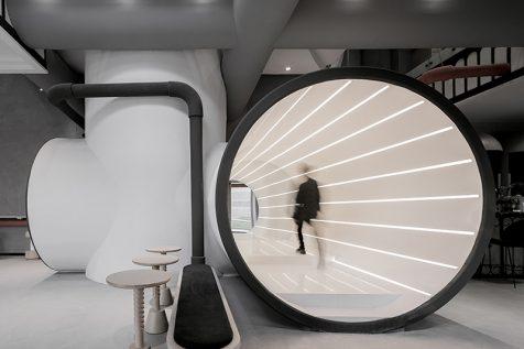 Algunos de los mejores espacios del mundo para trabajar (con estilo)