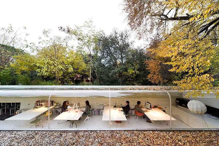 Estudio de Arquitectura Selgas Cano, Madrid