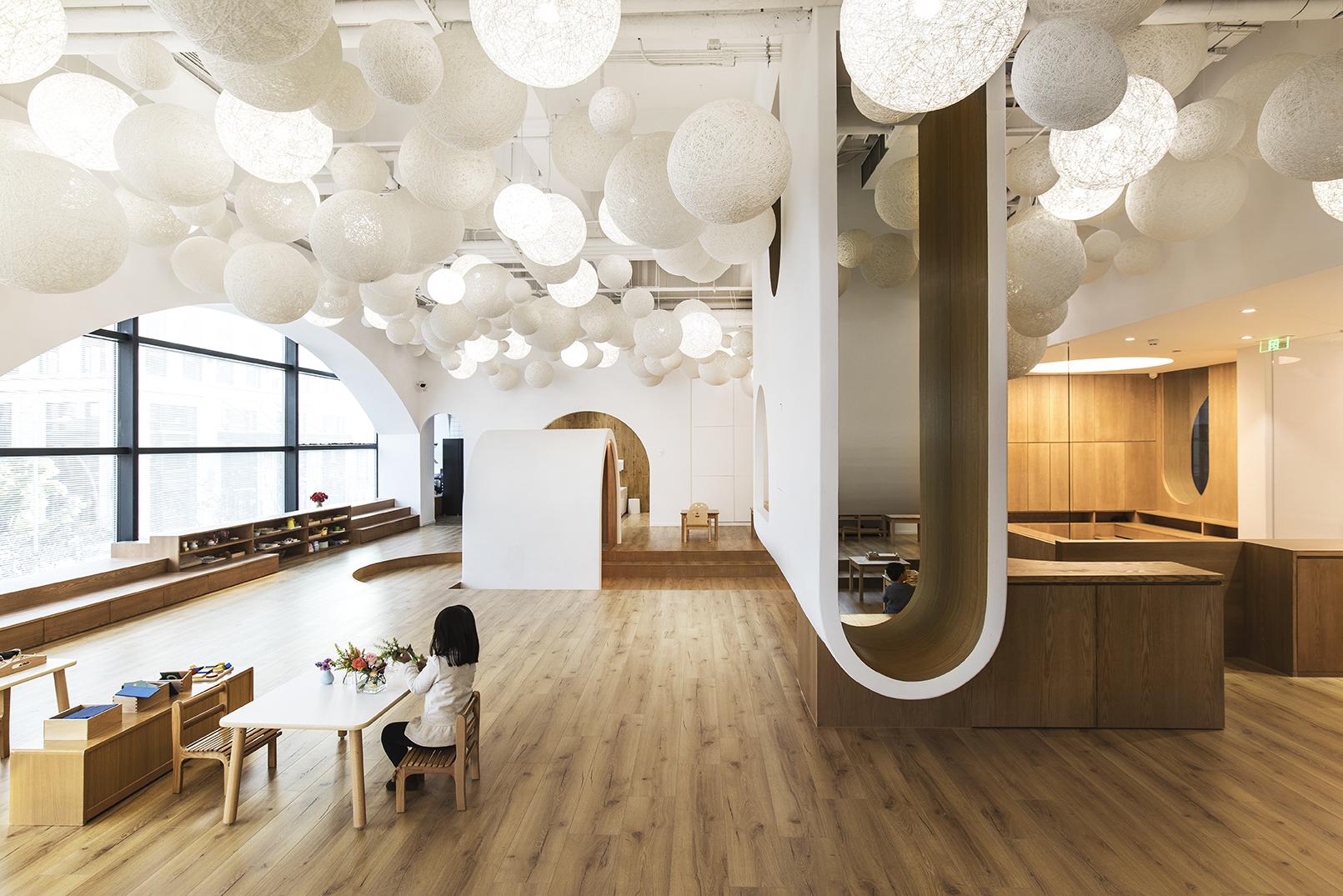 Guardería 123 kindergarten en shanghái