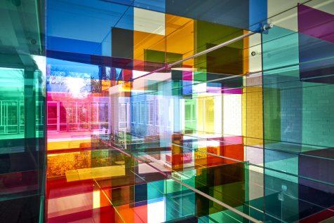 Luftwerk: más de una década navegando por mundos conceptuales de luz y color