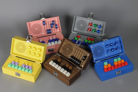 Bivalvia, el sintetizador de bolsillo para entusiastas de lo retro