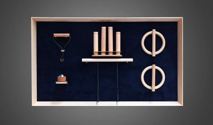panel personalizable con distintos elementos diseñados por kenko