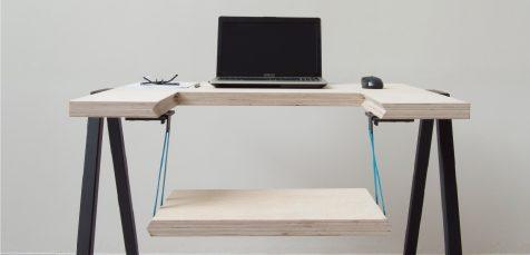 Se acabaron los escritorios aburridos con Wee!