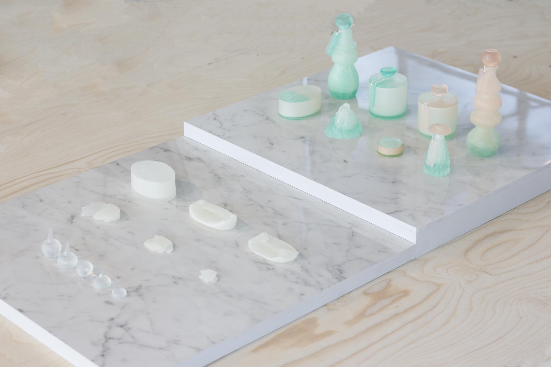 proceso de producción de envases de jabon soapack