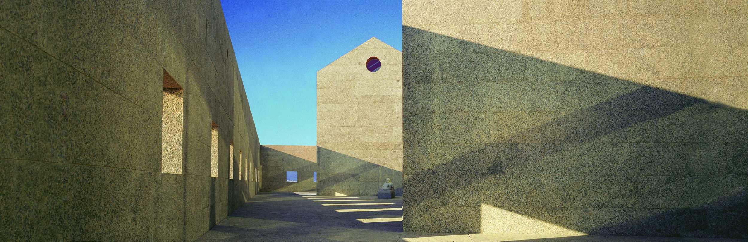 El Museo del Mar de Galicia, un inmenso balcón a la herencia y el paisaje