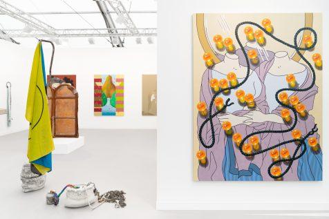 Caballero Cósmica y su papel documentando arte contemporáneo