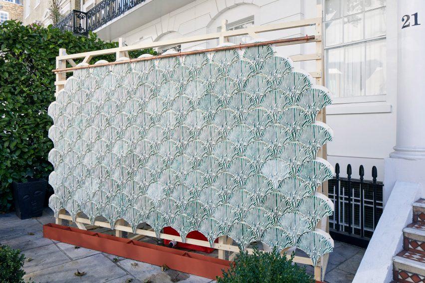sistema modular Indus en el Laboratorio de Diseño Biointegrado de londres