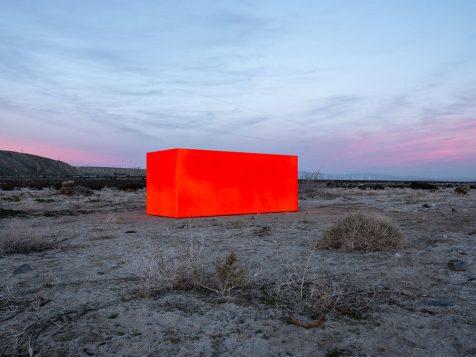 Desert X rememora la tierra fértil de Al Ula con instalaciones futuristas