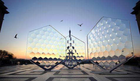 La asombrosa propuesta de Vincent Leroy para atomizar la Torre Eiffel