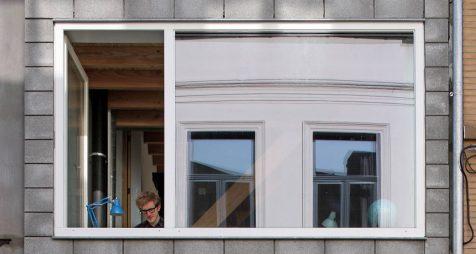 Twaalfkameren, una solución transgresora llena de luz