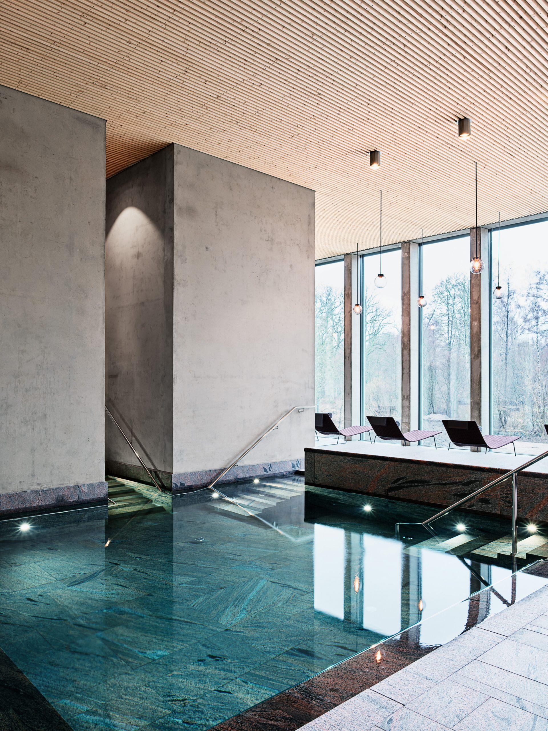Chief Architects:  Johan Sundberg, Mattias Andreasson (Blasberg Andreasson Architects) / Associate Architect:  Henrik Ålund