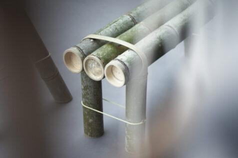El bambú japonés alcanza nuevas vías de expresión con Soba.