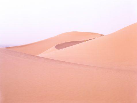 Los desiertos fotográficos de Luca Tombolini.
