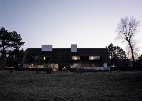 VO Residence, una villa belga llena de sofisticación