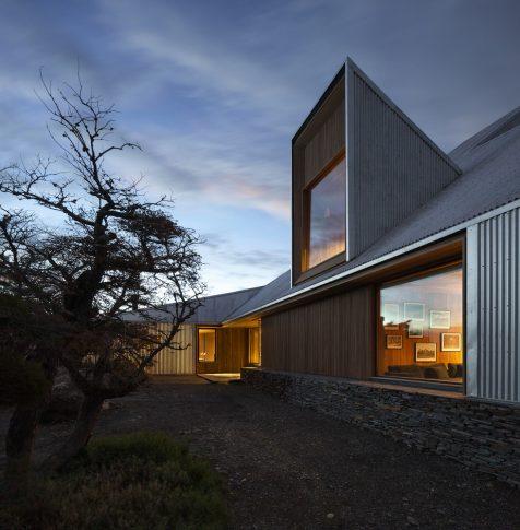 Estancia Morro Chico, un toque sofisticado en plena Patagonia argentina